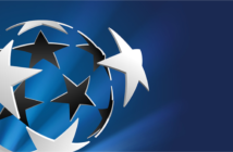 Fodbold champions league grafik