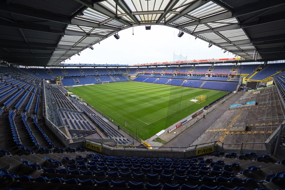 Brøndby Stadion Pladser