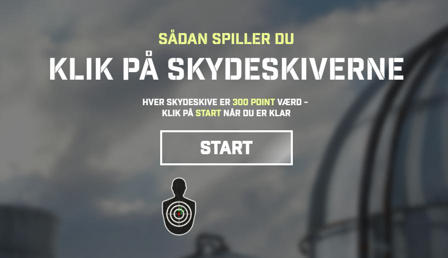 Target Practice Konkurrence Vind Frit Spil Kroner Og Gamer Præmier