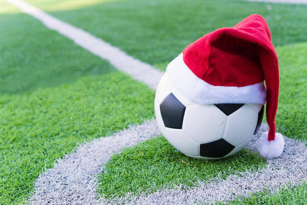 Image result for juletræ fodbold