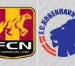 FC Nordsjælland  - FC København: optakt, odds, statistik og spilforslag