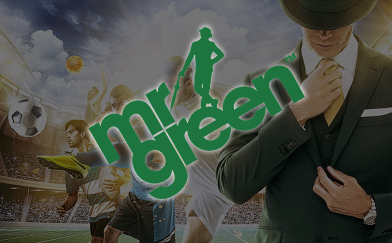 Mr. Green bookmaker med forhøjede odds og oddsboost