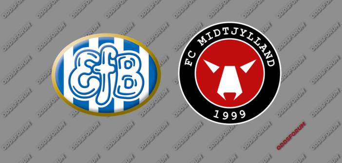 Esbjerg på hjemmebane mod FC Midtjylland