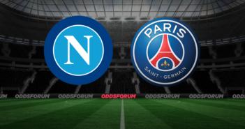 Odds og spilforslag på kampen mellem Napoli og PSG i champions League