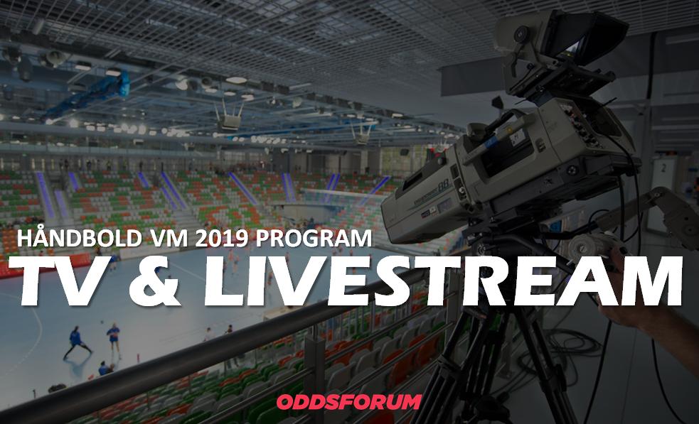 live stream håndbold gratis