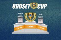 Oddset Cup logo og præmier